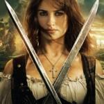 Movie: Pirates of the Caribbean 4