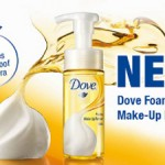 Review: Dove Foaming Make Up Remover