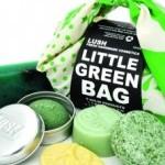 "The Lush ""Little Green Bag"""