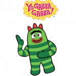 Brobee – Yo Gabba Gabba – at Tiny Tot Tuesday