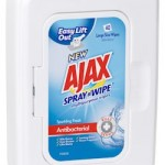 Ajax Spray n' Wipe Easy Lift Out Wipes