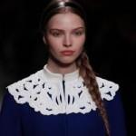 Get the Look: Valentino (PFW) – The Dutch Side Braid