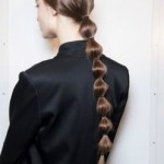 Get the Hairstyle: Valentino A/W 2014