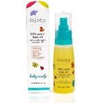 The Jojoba Company 100% Natural Baby Oil