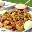 Sweet Chilli Prawns (1)