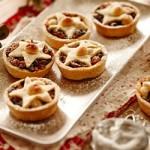 Recipe: Macadamia and Fruit Mince Christmas Tarts
