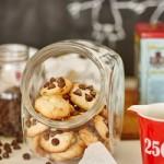 Recipe: Quick Mix Macadamia Cookies