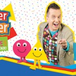Mister Maker and the Shapes Australian Tour