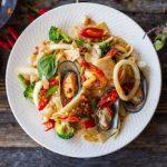 Recipe: Drunken Noodles (Wok on Inn)