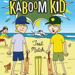 BOOK GIFT: The Kaboom Kid #7 Test Match
