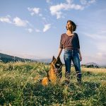 Why dogs are a woman's best friend