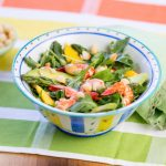 Recipe: Prawn Salad with Macadamia Dressing