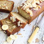 Recipe: Banana Bread with Coconut