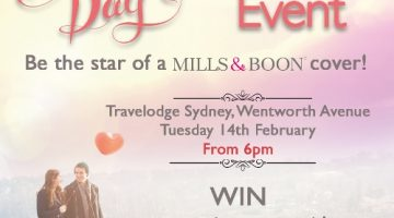Members Only Giveaway: Mills and Boon Bachelorette Books