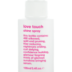 evo Easy Tiger Straightening Balm and Love Touch Shine Spray