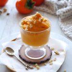 Recipe: Persimmon Ice cream