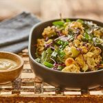 Recipe: Roasted Cauliflower and Macadamia Salad