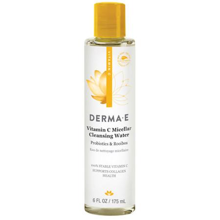 Derma E Vitamin C Micellar Cleansing Water And Renewing