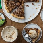 Recipe: Ben & Jerry's Vegan Caramel Almond Brittle Tart