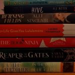 Reading Wrap-Up For June 2018