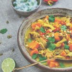 Recipe: Sweet Potato and Mushroom Curry