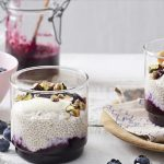 Recipe: Blueberry and Chia Breakfast Pudding