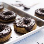 Recipe: Baked Espresso Doughnuts with Mocha Glaze