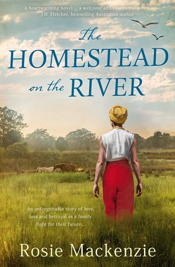 BOOK CLUB: The Homestead on the River
