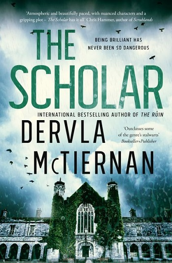 BOOK CLUB: The Scholar