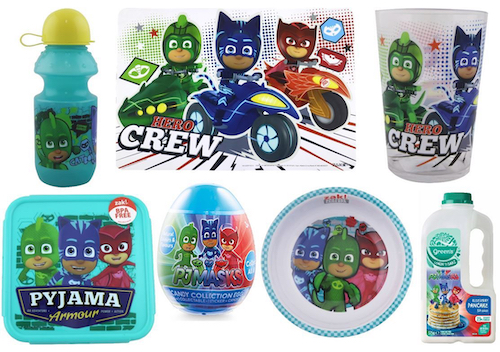 Win with PJ Masks