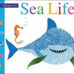 BOOK CLUB: Alphaprints Sea Life