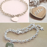 Oh My Giddy Aunt Personalised Keepsake Heart and Chain